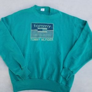 Bootleg Tommy hilfiger 90s Sweater